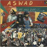 Click here for more info about 'Aswad - Live And Direct'