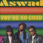 Click here for more info about 'Aswad - You're No Good'