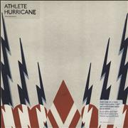 Click here for more info about 'Athlete - Hurricane - Blue Vinyl'