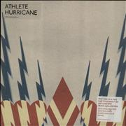 Click here for more info about 'Athlete - Hurricane - Red Vinyl'