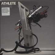 Click here for more info about 'Athlete - Wires + Poster'