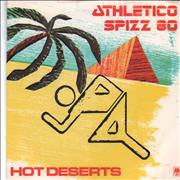 Click here for more info about 'Spizz - Hot Deserts - A-Label + P/S'