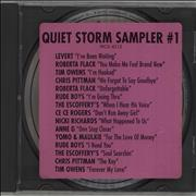 Click here for more info about 'Atlantic Records - Quiet Storm Sampler #1'