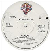 Click here for more info about 'Atlantic Starr - Always'
