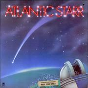 Click here for more info about 'Atlantic Starr - Atlantic Starr - Promo Stickered'