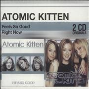 Atomic Kitten 2 CD Originals - Sealed UK 2-CD album set