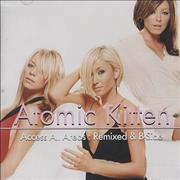 Click here for more info about 'Atomic Kitten - Access All Areas: Remixed & B-Side'