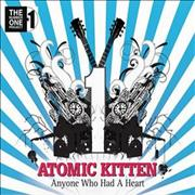 Click here for more info about 'Atomic Kitten - Anyone Who Had A Heart'
