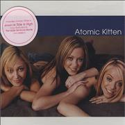 Click here for more info about 'Atomic Kitten - Atomic Kitten'