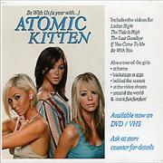 Click here for more info about 'Atomic Kitten - Be With Us'