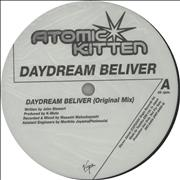 "Atomic Kitten Daydream Believer Japan 12"" vinyl Promo"