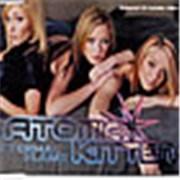 Atomic Kitten Eternal Flame UK CD single