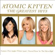 Atomic Kitten Greatest Hits UK CD album