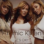 Click here for more info about 'Atomic Kitten - It's OK'
