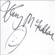 Click here for more info about 'Atomic Kitten - Kerry McFadden Autograph'