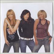 Atomic Kitten Love Doesn't Have To Hurt - 7 Tracks UK CD-R acetate Promo