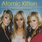Atomic Kitten The Tide Is High (Get The Feeling) UK CD single