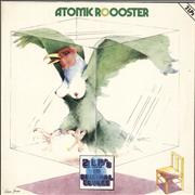 Click here for more info about 'Atomic Rooster - Atomic Rooster & Death Walks Behind You'