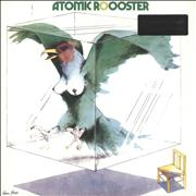 Click here for more info about 'Atomic Rooster - Atomic Rooster - 180gm'