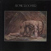 Click here for more info about 'Atomic Rooster - Death Walks Behind You - VG/EX'