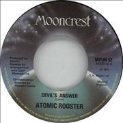 Click here for more info about 'Atomic Rooster - Devil's Answer'