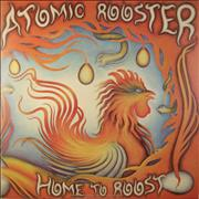 Click here for more info about 'Atomic Rooster - Home To Roost'