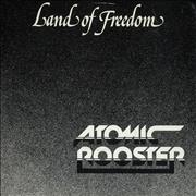 Click here for more info about 'Atomic Rooster - Land Of Freedom'