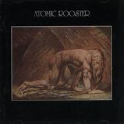 Click here for more info about 'Atomic Rooster - Death Walks Behind You'