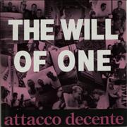 Click here for more info about 'Attacco Decente - The Will Of One'