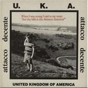Click here for more info about 'Attacco Decente - U.K.A. United Kingdom Of America'