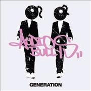 Audio Bullys Generation UK CD album