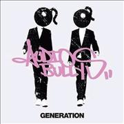 Audio Bullys Generation UK 2-LP vinyl set