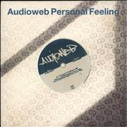Click here for more info about 'Audioweb - Personal Feeling - Numbered Sleeve'