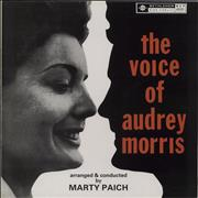 Click here for more info about 'The Voice Of Audrey Morris'