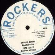 Click here for more info about 'Augustus Pablo - Crucial Burial'