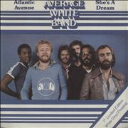 Click here for more info about 'Average White Band - Atlantic Avenue - White vinyl + P/s'