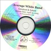 Click here for more info about 'Average White Band - Greatest & Latest'