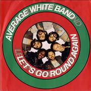 Click here for more info about 'Average White Band - Let's Go Round Again + Sleeve'