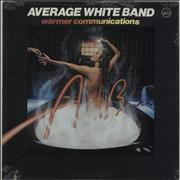 Click here for more info about 'Average White Band - Warmer Communications - Sealed'