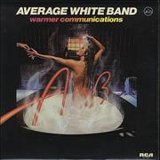 Click here for more info about 'Average White Band - Warmer Communications'