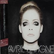 Avril Lavigne Avril Lavigne Japan CD album Promo