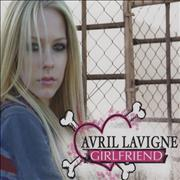Avril Lavigne Girlfriend UK CD single