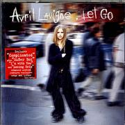 Avril Lavigne Let Go UK CD album