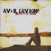Click here for more info about 'Avril Lavigne - Nobody's Home'
