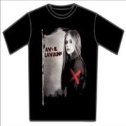 Click here for more info about 'Avril Lavigne - Under My Skin T-Shirt - XL'