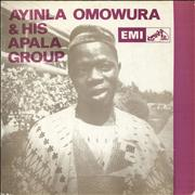 Click here for more info about 'Ayinla Omowura - Ayinla Omowura & His Apala Group'