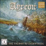 Click here for more info about 'The Theory Of Everything - Artbook'
