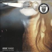 Click here for more info about 'Azar Swan - And Blow Us A Kiss - Sealed'