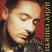 Click here for more info about 'Aztec Camera - Deep & Wide & Tall'