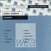 Click here for more info about 'Aztec Camera - Frestonia'